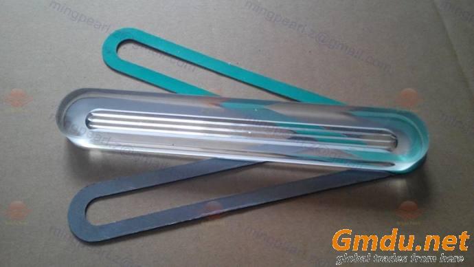 Reflex gauge glass DIN7081
