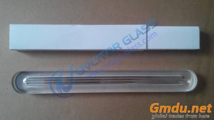 Flat gage glass DIN7081