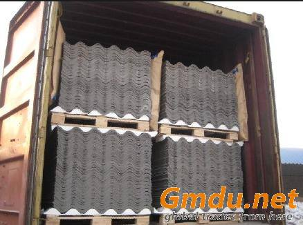 Non Asbestos Fibre Cement Corrugated Roofing Sheet