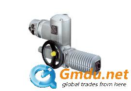 Auma Part-turn actuators SGR 05.1 - SGR 12.1