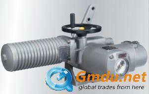 AUMA lever actuator SGF 12.1