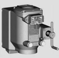 Auma Globe valve actuators SVM 05.1 – SVM 07.5 with integral act