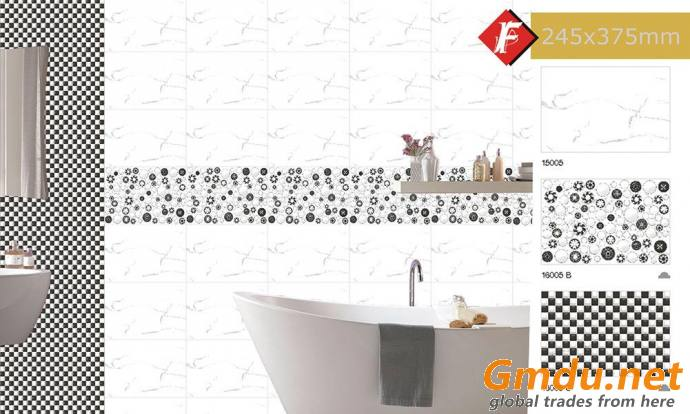 245x375 MM Digital Wall Tiles