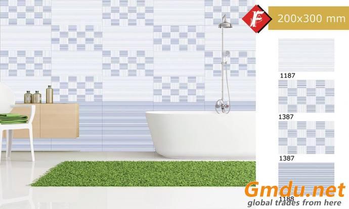 200x300 MM Digital Wall Tiles