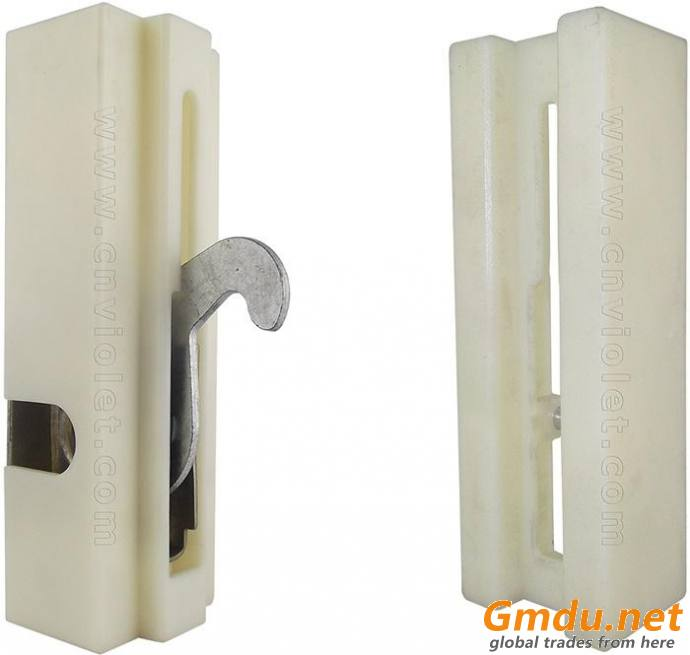 plastic cam lock for the cold room panel