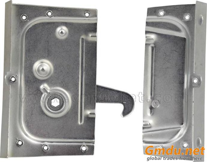 steel cam lock for the cold room panel
