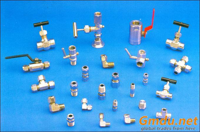 Valves & Compression Tube Fittings