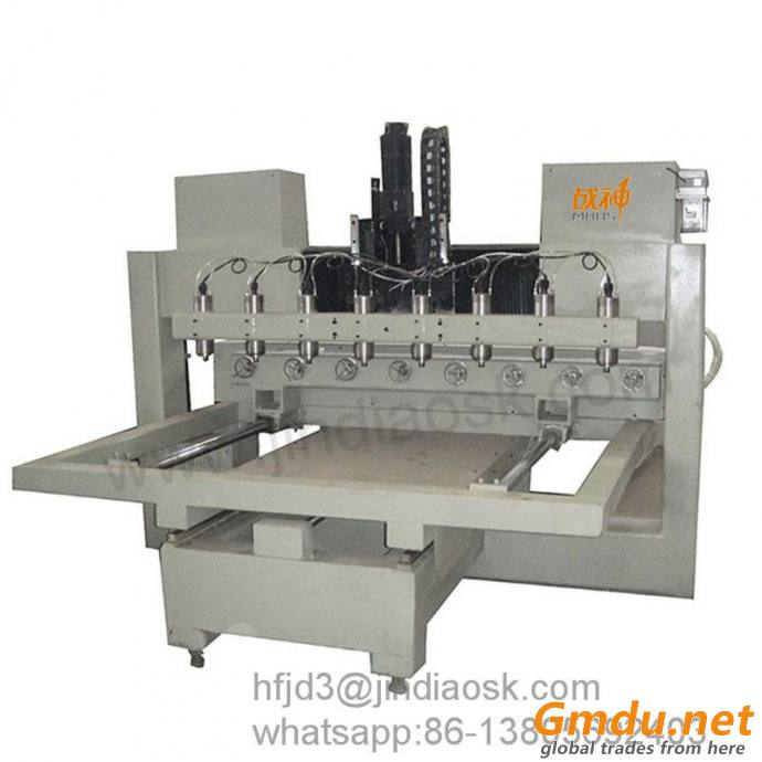 Wood 3D Carving Machine