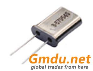 HC-49U Quartz Crystal Resonator, oscillator