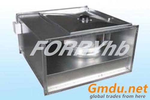 GDF Series In-line Cabinet Fan -Single Inlet duct fan centrifugal fan