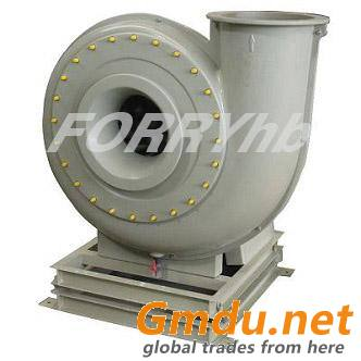 Fiberglass Reinforced Plastic FRP Centrifugal Fan blowers ventilator