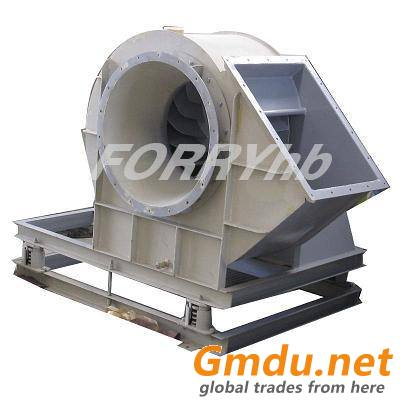 PP Centrifugal FAN for laboratory test