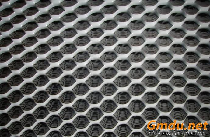 PVC inlet louver/mesh for cooling tower