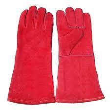 INDUSTRIAL LEATHER HAND GLOVES, APRON, JACKET