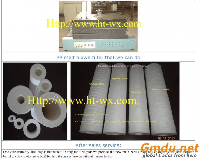 PP Melt Blown Filter Cartridges