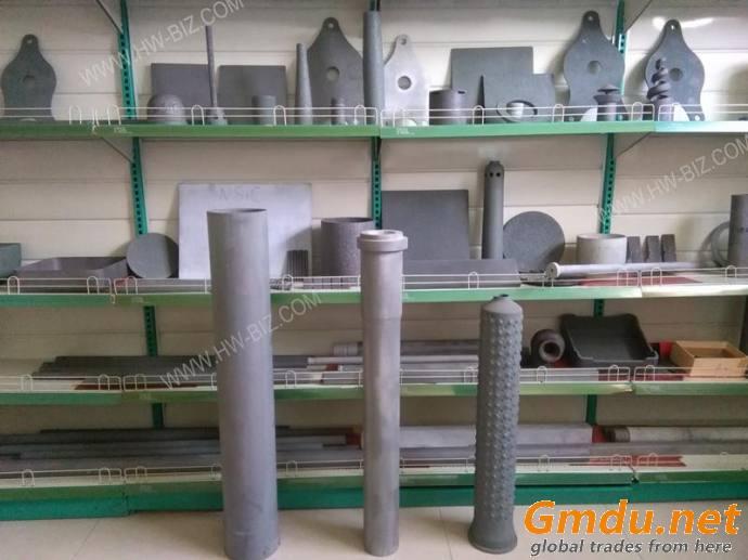 Silicon Carbide SiC Ceramics (RSIC NSIC SISIC)