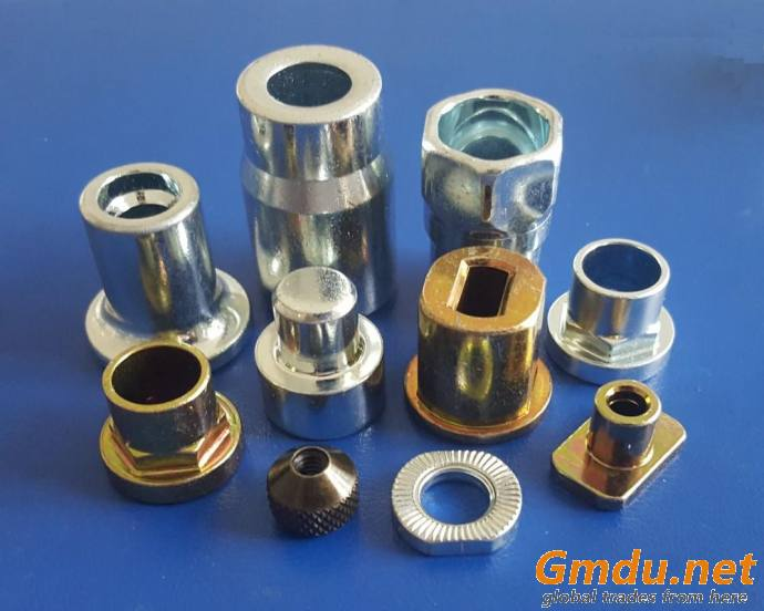 Cold forged auto parts