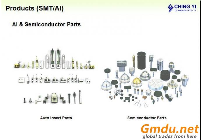 Surface Mount Technology (SMT) and Auto Insertion (AI).