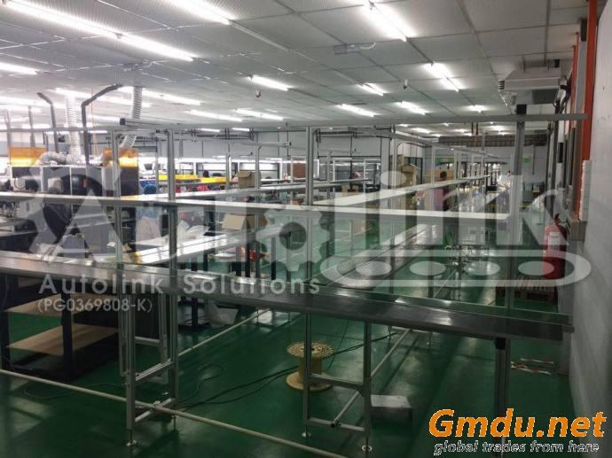 Conveyor System & Jig Fixture