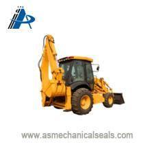 Construction machinery hydraulic seals