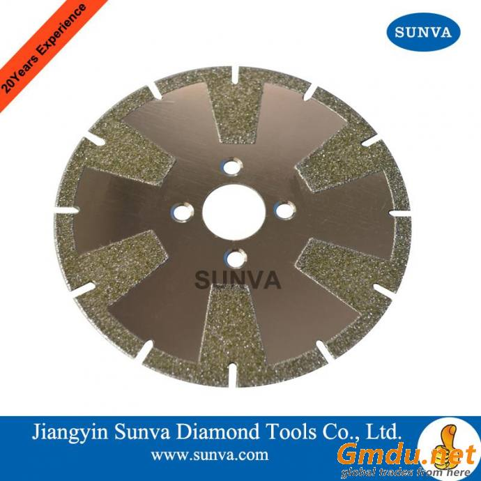 SUNVA-SY-5 Diamond Coated Saw Blades/cutting blades