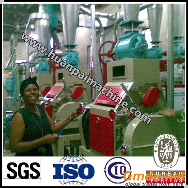 maize flour,grits meal/milling machine