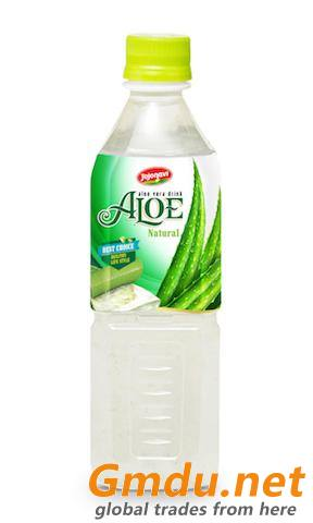 Fruit Juice Aloe Vera Drink With Mango Flavour