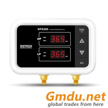 Digital Pressure Multiple Switch DPX200