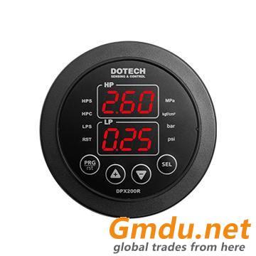 Digital pressure multi switch DPX200R