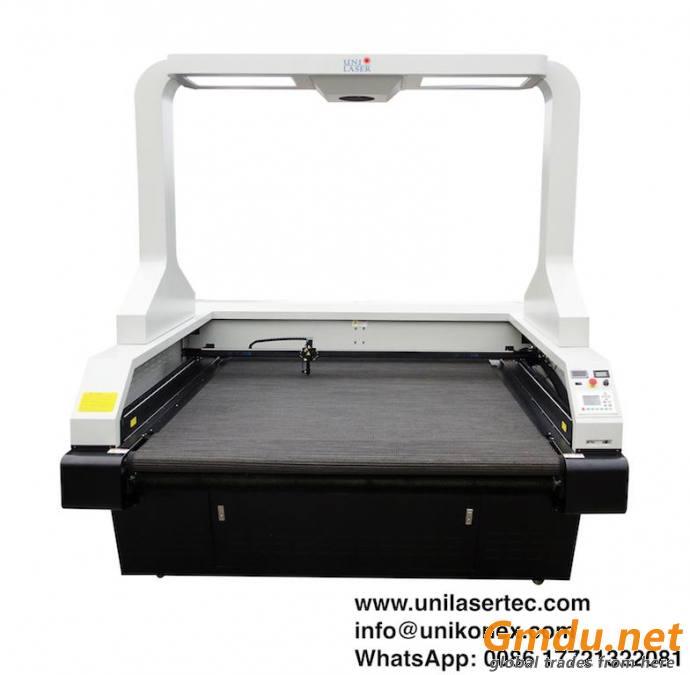 UL-VD180100 Dye Sublimated Sportswear Laser Cutter