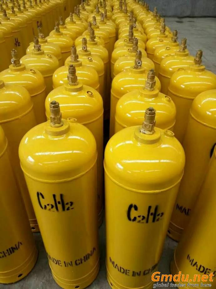 China Dissolved Acetylene Gas Cylinder - China Acetylene
