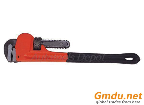 PVC Dipped Handle Pipe Wrench
