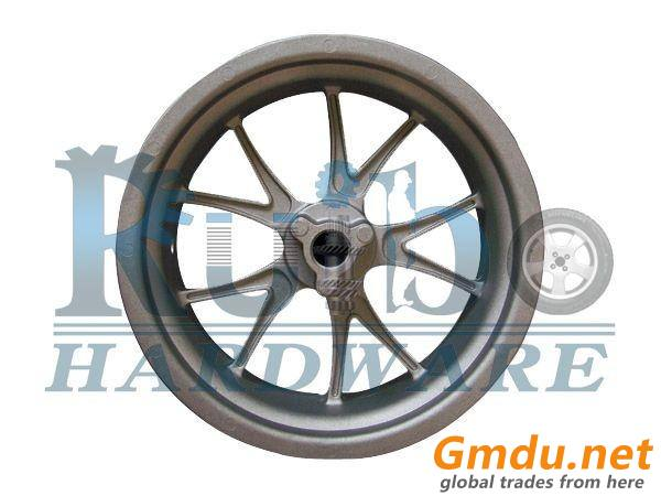 Stainless Steel Casting Wheel