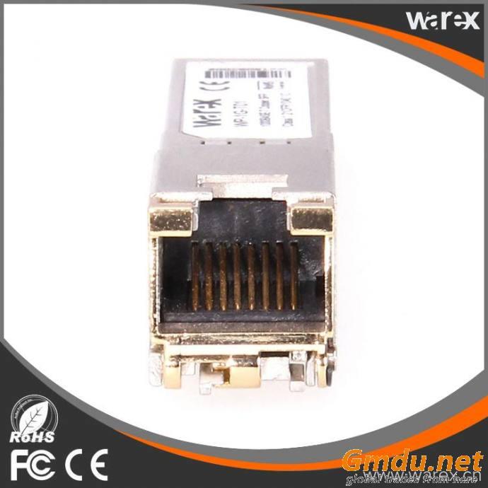 1000BASE-T SFP Compatible Optical Transceiver RJ-45 Copper