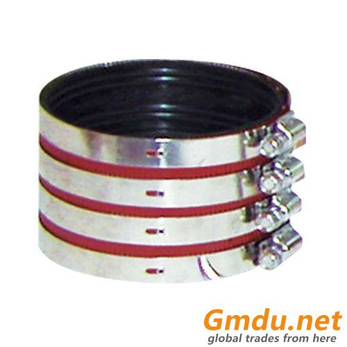 Stainless Steel Heavy Duty No-Hub Coupling for No-Hub Pipe and Drain products Connection