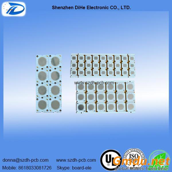 single layer mirror LED Printed circuit board