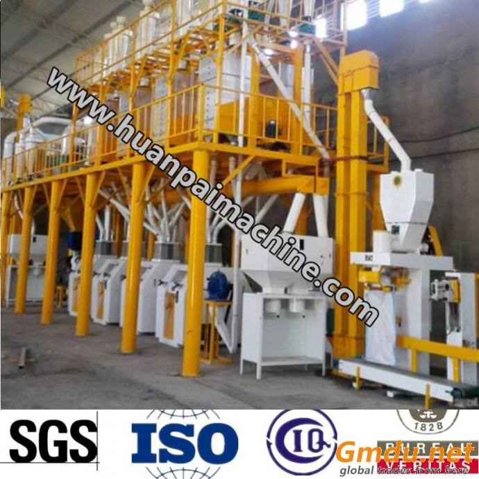 6FTP-300T complete set of wheat milling machine