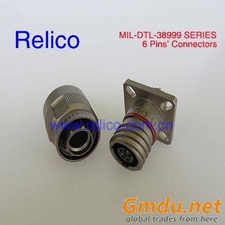 MIL-SPEC connectors