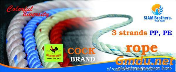 Polypropylene Rope (Pp Rope)