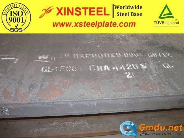 A285 Grade B / astm a285 GrA plates boiler
