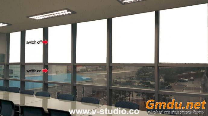 Switchable Smart Glass Film