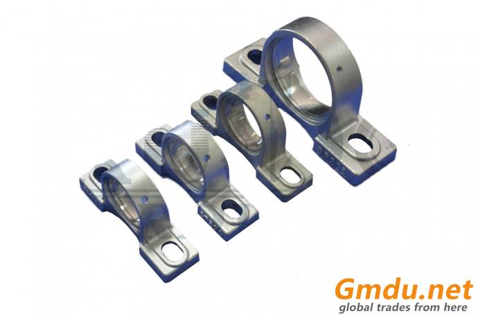 Pillow Block Bearings of Stainless Steel Casting Housing