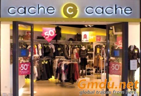 CACHE CACHE , stock clothing autumn-winter
