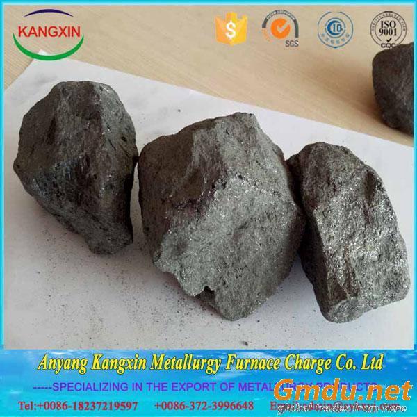 High carbon silicon block