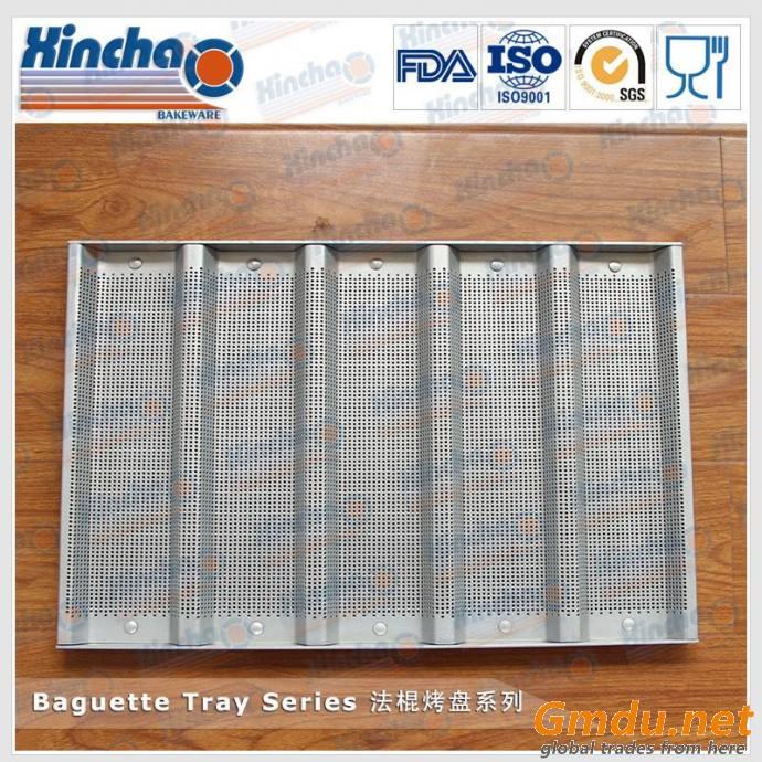 Aluminum Baguette Tray