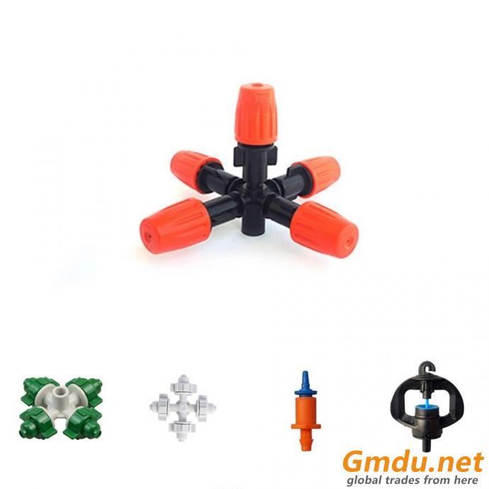 Micro sprinkler for irrigation