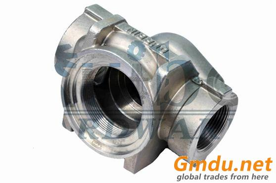 Stainless Steel Valve Part Lost Wax Casting