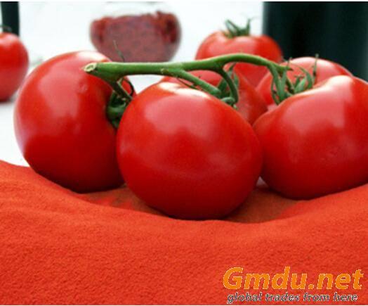 100% pure spray dried tomato powder