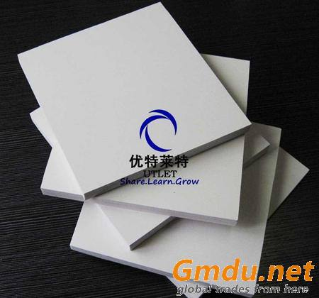 igh Density Rigid PVC Foam Sheet