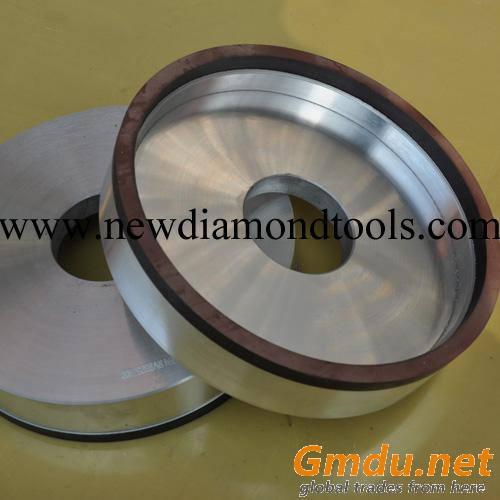 Diamond Grinding Wheel for Carbide